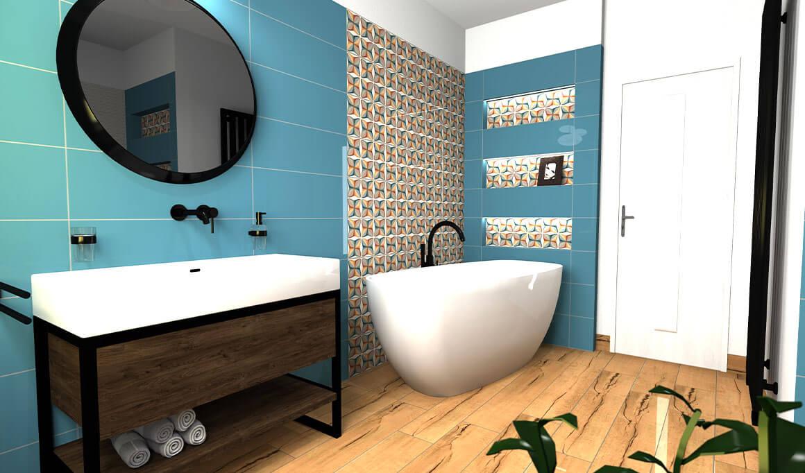 Inspirativní koupelna 2 od Cravt koupelny Tábor
