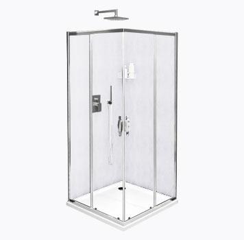 SIGMA SIMPLY čtvercový sprchový kout 900x900 mm od Cravt koupelny Tábor