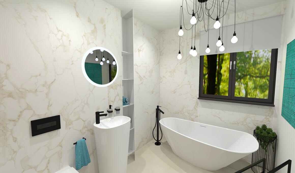 Výhody velkoformátových obkladů a dlažeb - článek na blogu Cravt Koupelny Tábor