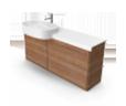 3D grafický návrh koupelny v Táboře od Cravt koupelny