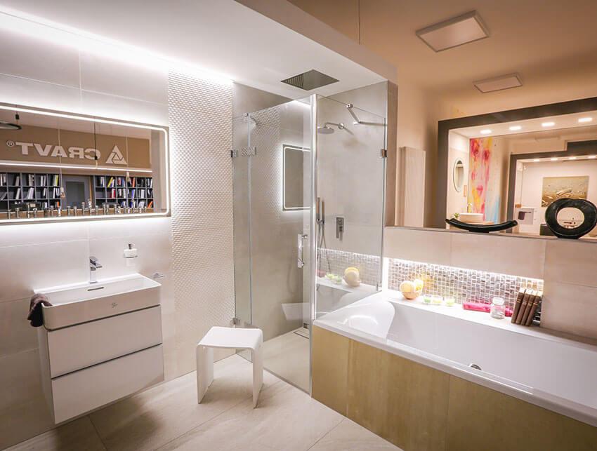 Koupelny Cravt Tábor