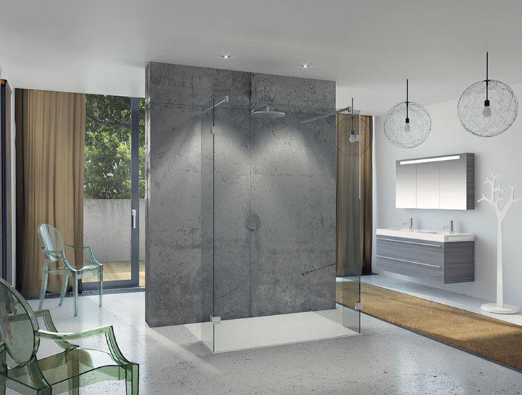 Sprchové kouty od Cravt koupelny Tábor
