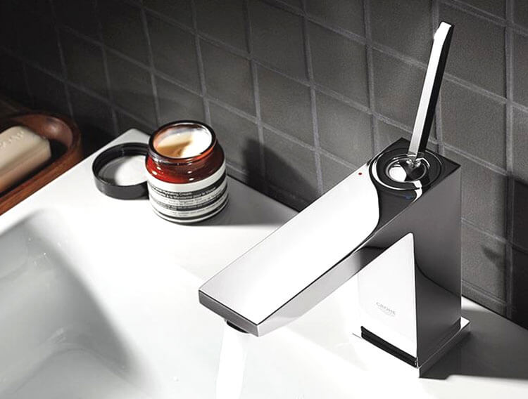 Vodovodní baterie Cravt koupelny Tábor