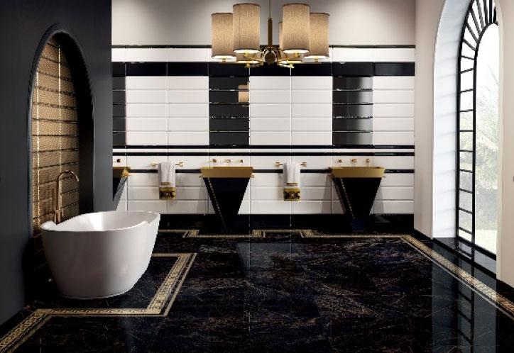Luxusní koupelna očima profesionálů - článek na blogu Cravt Koupelny Tábor