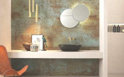 Oblíbené barevné kombinace koupelny