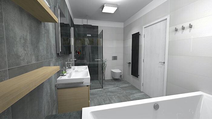 Postup při realizaci koupelny - článek na blogu Cravt Koupelny Tábor