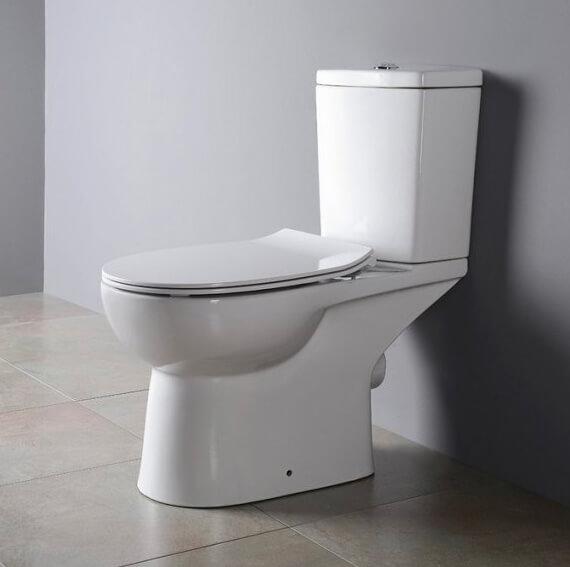 KAIRO WC kombi, zadní odpad od Cravt koupelny Tábor