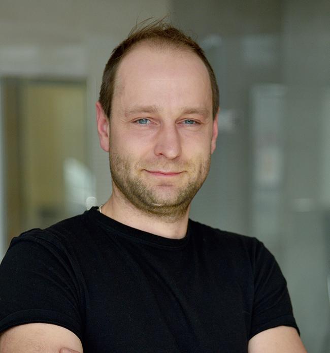Michal Mareš - Cravt koupelny Tábor
