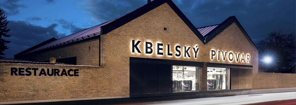 Kbelský pivovar - realizace od Cravt koupelny Tábor, Praha