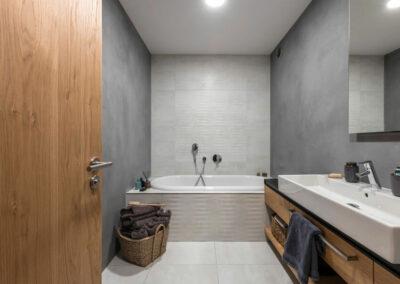 Privátní klient Votice - realizace od Cravt koupelny Tábor