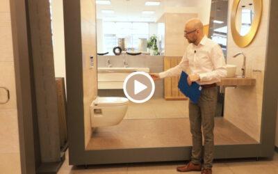 6. Záchody